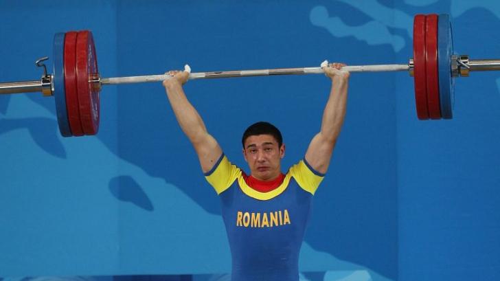 Răzvan Martin a câştigat medalia de aur la Campionatelor Europene de haltere