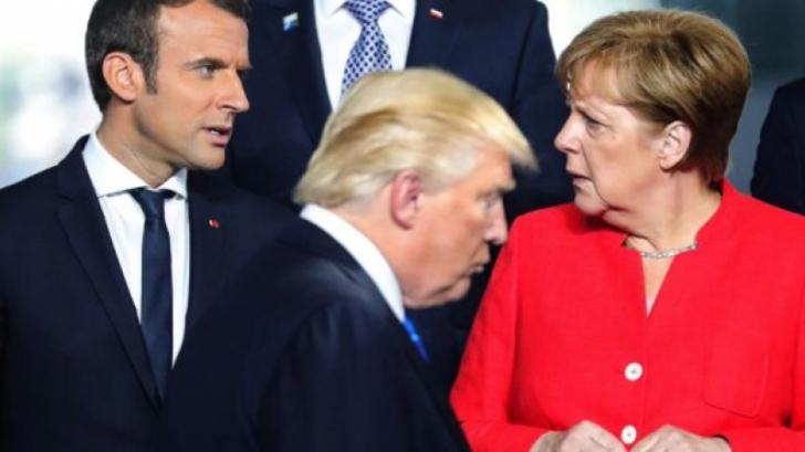 UE este pregătită pentru un război comercial cu SUA. Răspuns dur pentru Trump