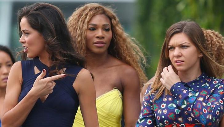 WTA. Top WTA. Clasament special în WTA. Cum profită Serena Williams şi ce spune Simona Halep de asta