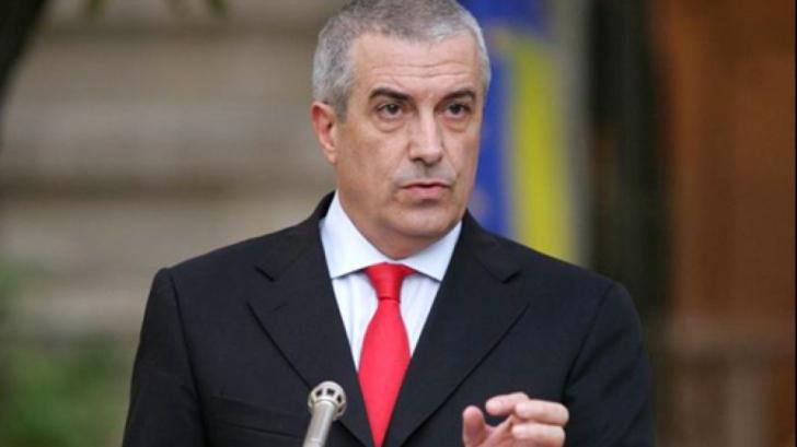 Călin Popescu Tăriceanu îi răspunde lui Iohannis