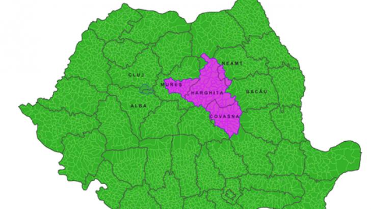Autonomia Ţinutului Secuiesc, respinsă în Comisia de Administraţie de la Cameră