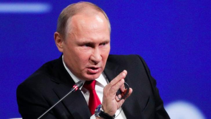 """Un sfert de secol în fruntea Rusiei. """"Țarul"""" Putin a fost învestit președinte pentru a patra oară"""