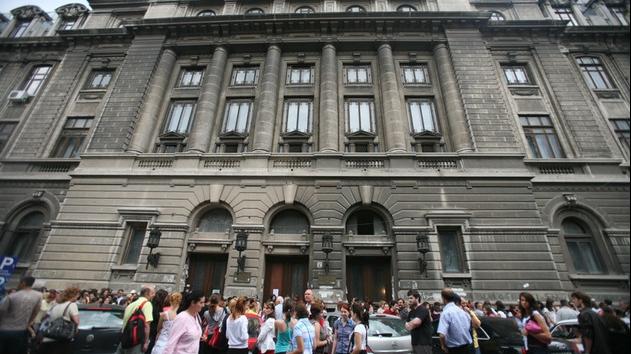 Universitatea Din Bucuresti A Inceput Inscrierile Pentru Admiterea