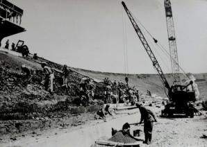 Construirea stadionului Steaua (1973-1974)