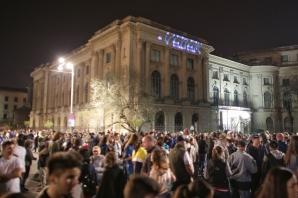Protest Rezist, 15 aprilie