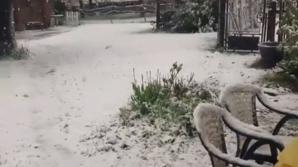 Vreme extremă în vestul Europei: În Franţa, ninsorile au cuprins nordul ţării