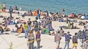 1 MAI. 40.000 de persoane pe litoralul românesc. Carmen Dan:Oamenii trebuie să se simtă în siguranță