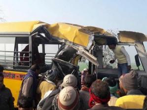 Accident îngrozitor în India