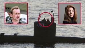 Jurnalista a fost dată dispărută la 11 august după scufundarea submarinului Nautilus