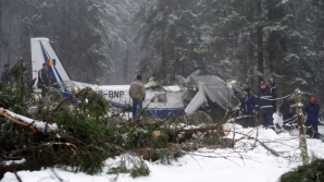 Experţi: Tragedia aviatică din Apuseni putea fi evitată