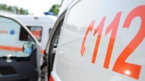 Accident grav în Dâmboviţa