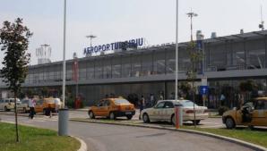 Măsuri sporite pe aeroportul din Sibiu după ce un bărbat a încercat să fure un... avion