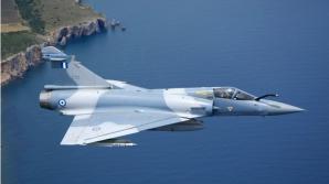 Pilot militar mort în misiune. Acesta intercepta avioane turce deasupra Mării Egee