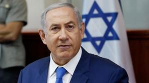 Netanyahu acuză Iranul că a încălcat acordul nuclear şi dezvoltă în secret activităţi atomice