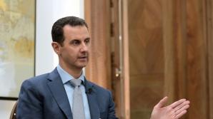 """Bashar al-Assad: """"Orice acţiune a Occidentului împotriva Siriei amplifică instabilitatea regională"""""""