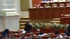Prima zi de muncă după vacanța de Paște, prima de chiul în Camera Deputaților
