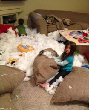 Cei mai nebunatici copii. Numai în pielea părinţilor să nu fii!