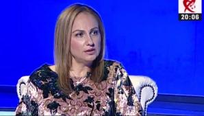 Astrologul Cristina Demetrescu la Realitatea TV