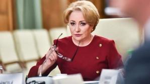 Viorica Dancila, rămasă fără încrederea lui Iohannis