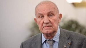 Academicianul Dinu C. Giurescu, înmormântat cu onoruri militare. Când vor avea loc funerariile