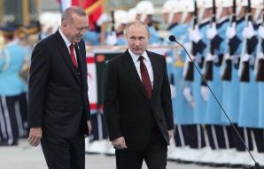 Erdogan și Putin