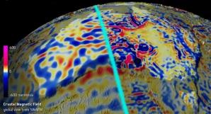 Al doilea câmp magnetic al Pământului