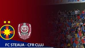 FCSB - CFR CLUJ FINALA CAMPIONATULUI