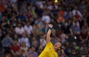 România se califică în Grupa Mondială I din Fed Cup, după victoria Simonei Halep / Foto: Inquam Photos / Manases Sandor