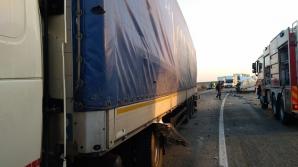 Accident grav între Slatina și Pitești