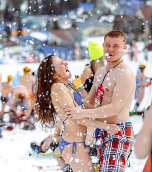 Un Festival al Zăpezii mai diferit, în Siberia