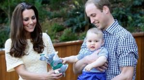 Ce titlu regal va purta cel de-al treilea copil al Prințului William şi al lui Kate Middleton