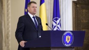 Klaus Iohannis a atacat la CCR legea ce protejează aleşii de conflictul de interese