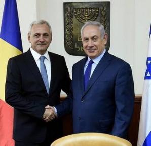 Cine sunt israelienii lui Dragnea