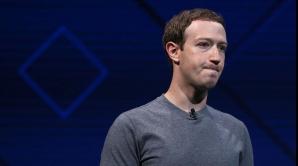 Mark Zuckerberg, audiat în Congresul Statelor Unite