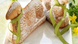 Cum să îţi uimeşti invitaţii la masa de Paşte: miel din brânză și vanilie