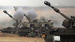 Aviaţia militară israeliană a lovit portul Gaza