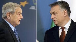 Soros, învins de Orban