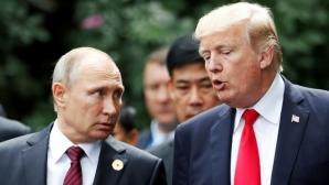 """SUA au sancţionat mai mulţi oficiali şi oligarhi ruşi pentru """"activităţi negative"""". Rusia ameninţă"""