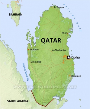 Qatarul, probleme la granița cu Arabia Saudită
