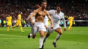 Real Madrid s-a calificat în semifinalele Ligii Campionilor, după un penalty în prelungiri