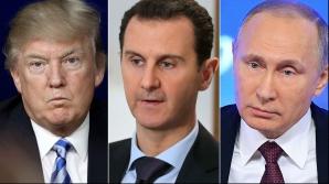 Assad, un nou atac chimic distrugător