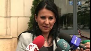 Sorina Pintea, la Ministerul Finanţelor