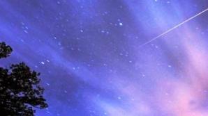 Fenomen astronomic spectaculos, în acest weekend: ploaia de meteoriţi Lyride