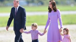 Detalii despre naşterea celui de-al treilea bebeluş al prinţulului William şi a ducesei Catherine
