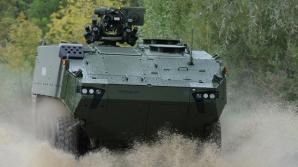 Fifor: Primele transportoare blindate Piranha vor intra în dotarea Armatei în acest an