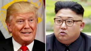 Trump și coreeanul