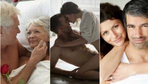 Care e vârsta la care ai parte de cele mai bune partide de sex? Răspunsul te va şoca!
