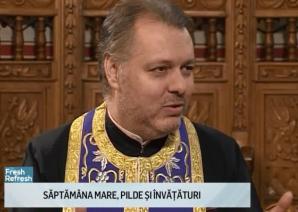 Preotul Emil Cărămizaru