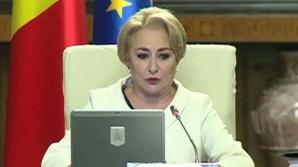 Premierul Viorica Vasilica Dăncilă, regina gafelor