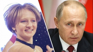 Vladimir Putin, Katerina Tikhonova